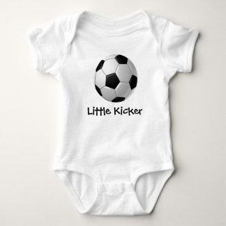 Ropa adaptable del bebé del diseño del fútbol body para bebé