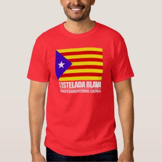 Ropa catalana de la independencia camisas
