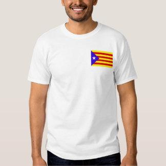 Ropa catalana de la independencia camisetas