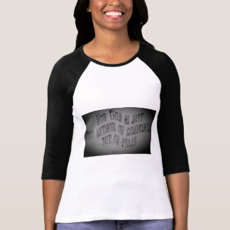 Ropa cristiana camiseta
