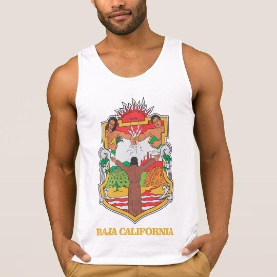 Ropa de Baja California Camiseta De Tirantes