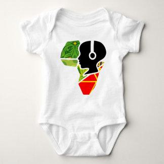 ropa de la Nam-radio para la gente que quiere más Body Para Bebé