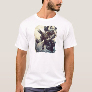 Ropa de Xing Tain Camiseta