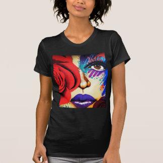 Ropa del arte moderno camiseta