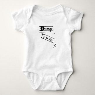 Ropa del bebé del Anti-Triunfo Body Para Bebé