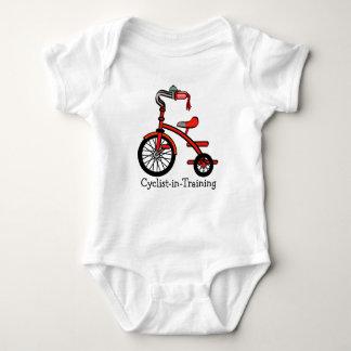 Ropa del diseño del triciclo body para bebé