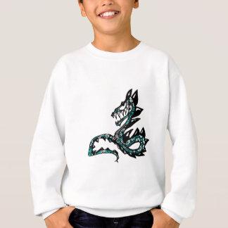 Ropa del dragón sudadera