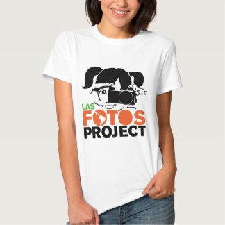 Ropa del proyecto de Las Fotos Camisas