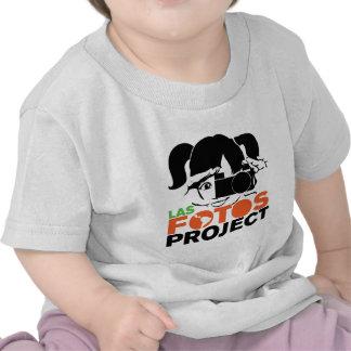 Ropa del proyecto de Las Fotos Camisetas