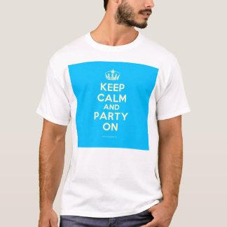 Ropa (el doble echó a un lado) camiseta