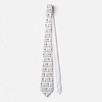 ropa para los adultos, los niños y el niño corbatas personalizadas