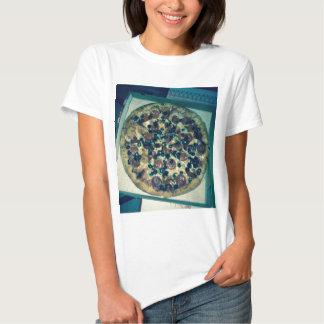 Ropa y artículos de la pizza del Grunge Camiseta
