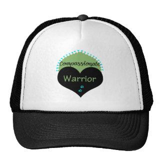 Ropa y regalos compasivos del guerrero gorras de camionero