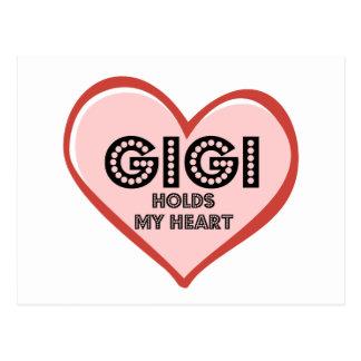 Ropa y regalos del bebé de Gigi Postal