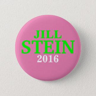 Rosa de botón de Jill Stein 2016