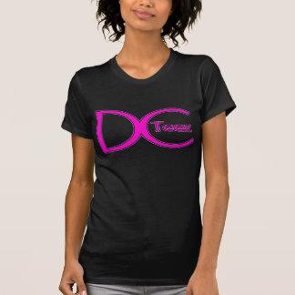Rosa de DC Teez Camiseta
