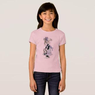 """Rosa de la camiseta del chica de Sarah Kay """"Pia"""""""