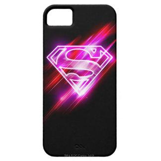 Rosa de Supergirl iPhone 5 Case-Mate Funda