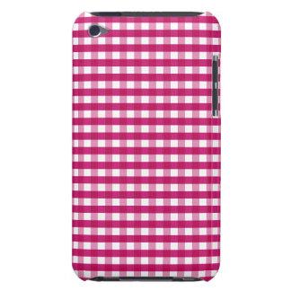 Rosa lindo de la fresa Case-Mate iPod touch carcasas