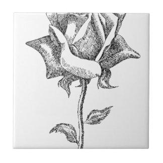 Azulejos dibujo blanco y negro for Azulejo a cuadros blanco y negro barato