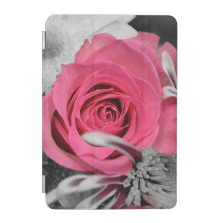 Rosa rojo hermoso cubierta de iPad mini