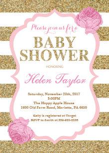 Invitaciones De Baby Shower Zazzle Es