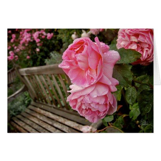Rosas #2 [tarjeta de Hyde Park de felicitación] Tarjeta De Felicitación
