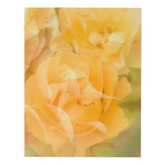 Rosas amarillos cuadro