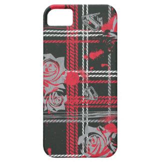Rosas de Supergirl iPhone 5 Case-Mate Coberturas