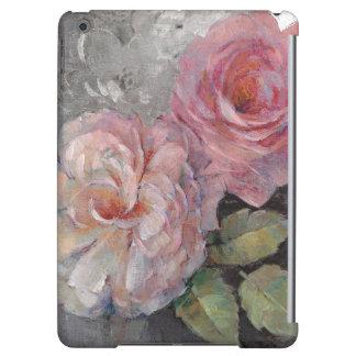 Rosas en gris