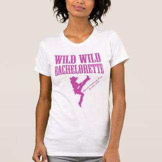 Rosas fuertes Bachelorette Camiseta