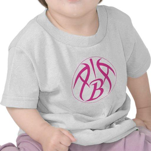 Rosas fuertes del ABA Camiseta