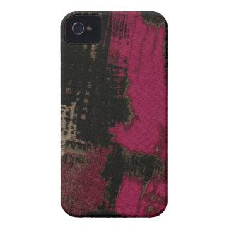 Rosas fuertes urbanas iPhone 4 Case-Mate cárcasas