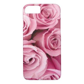 Rosas y flores del amor funda iPhone 7