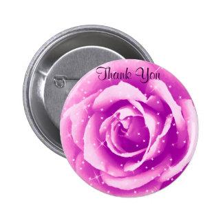 Rose_ púrpura pin
