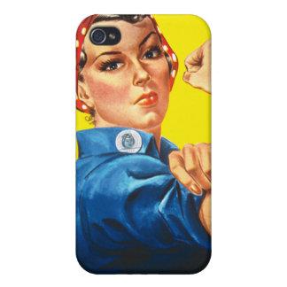 ¡Rosie el remachador, podemos hacerlo! iPhone 4/4S Fundas