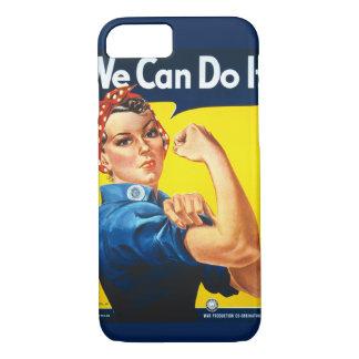 Rosie la cubierta del iPhone del remachador Funda iPhone 7