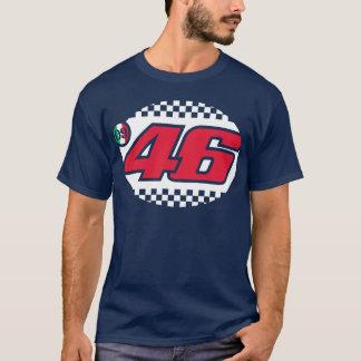 Rossi '09 (rojo/blanco) camiseta