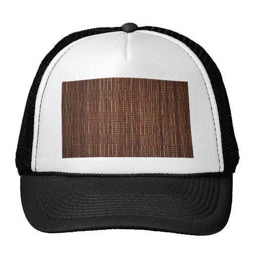 Rota tejida gorras