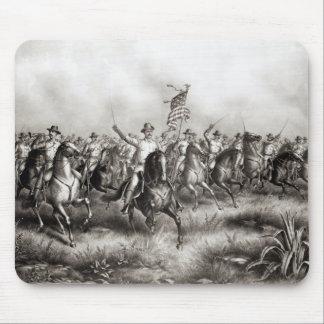 Rough Riders: Coronel Theodore Roosevelt Alfombrilla De Ratón