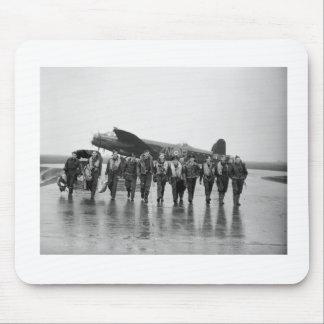 Royal Air Force del bombardero de Lancaster de la Alfombrilla De Ratón