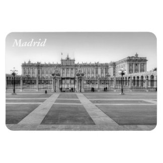 Royal Palace de Madrid Iman