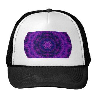 Royal_ púrpura gorras de camionero