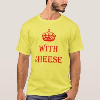Royalle con queso camiseta