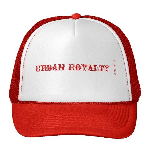 Royalty urbanos, 1987 gorras de camionero