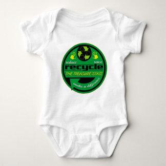RRR el estado del tesoro Body Para Bebé