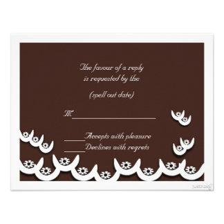 rsvp del chocolate del nsoroma ii del ne del osram comunicados personales