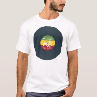 Rubadub del vinilo camiseta