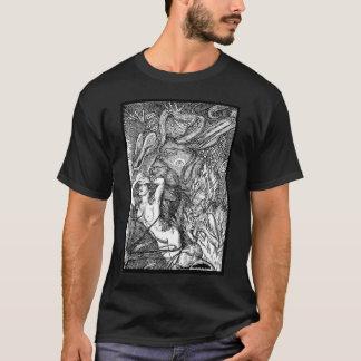 Rubaiyat de la camiseta del vintage de Omar