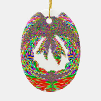 Rubí del rojo de la joya de la GUIRNALDA Ornaments Para Arbol De Navidad